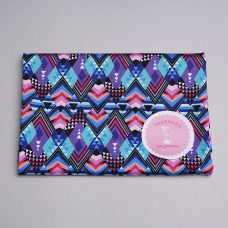Біфлекс для купальників ромби кольорові