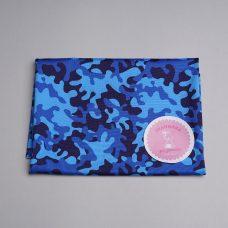 Біфлекс для купальників камуфляж синій