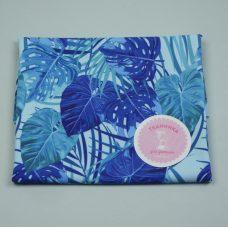 Біфлекс для купальників листя на бірюзі