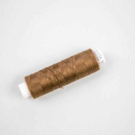 Нитка швейна коричнева №634 (250м; 150 dtex)