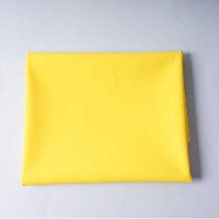 Плащовий трикотаж жовтий (дощовик)