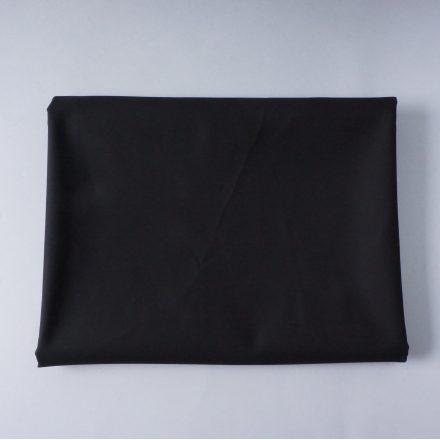 Плащовий трикотаж чорний (дощовик)