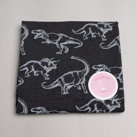 Стрейч-кулір динозаври на графіті