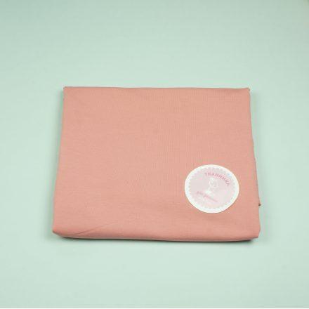 Футер однотон тілесний рожевий