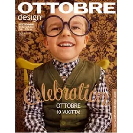 "Журнал ""OTTOBRE kids fashion"" зима 6/2010 (АНГЛ)"