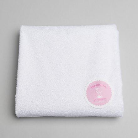 КУПОН непромокаючої мембранної тканини білої (70х70 см) №3