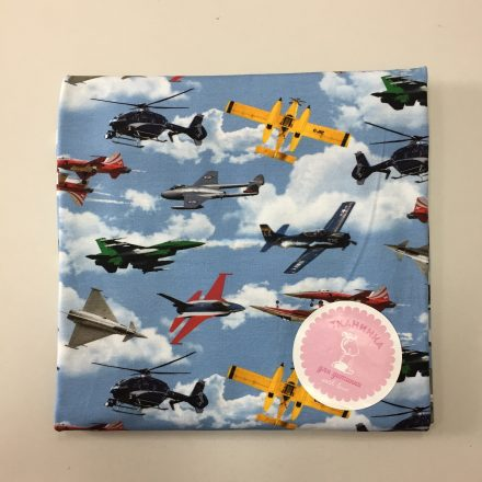 Стрейч-кулір літаки у небі (цифровий друк)