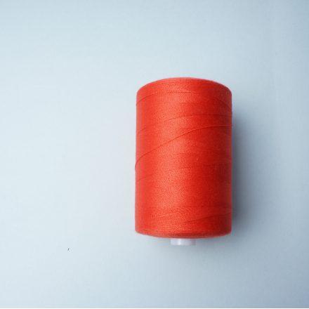 Нитка армована яскраво-червона №S-819