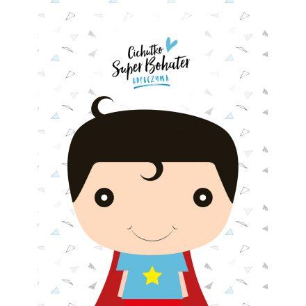 Панель супергерой 100х75