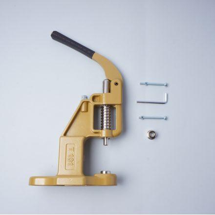 Прес для встановлення швейної фурнітури Золото