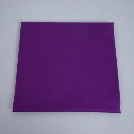 Сатин однотон фіолетовий