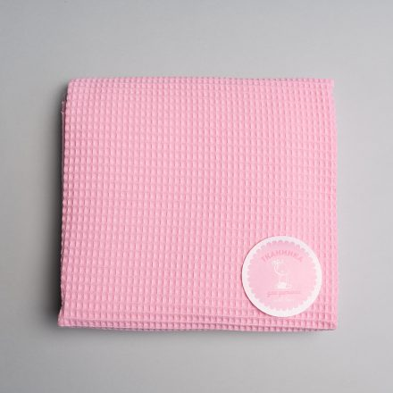 Вафелька рожева